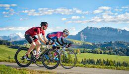 Rennrad Touren Schweiz Emmental